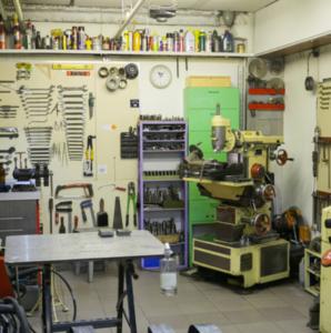Мастерская по изготовлению генераторов тяжелого дыма SEMfx