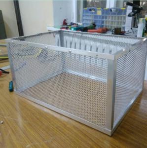 Изготовление облегченной корзины сухого льда для генератора тяжелого дыма SEMfx