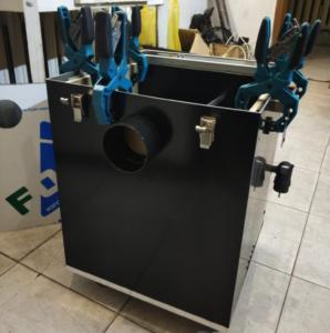Сборка генератора тяжелого дыма SEMfx